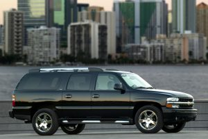 Chevrolet Suburban  6.0i V8 340KM SUV