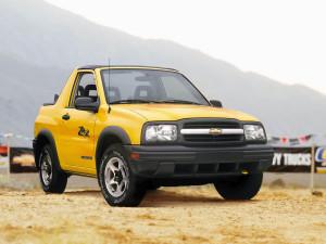 Chevrolet Tracker  2.5 i V6 24V 4WD 167 KM SUV