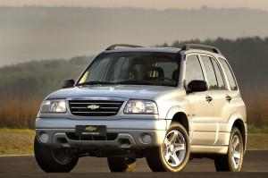 Chevrolet Tracker  2.5 i V6 24V 167 KM SUV