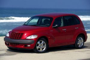 Chrysler PT-Cruiser  2.4 i 16V Turbo 182 KM Suv