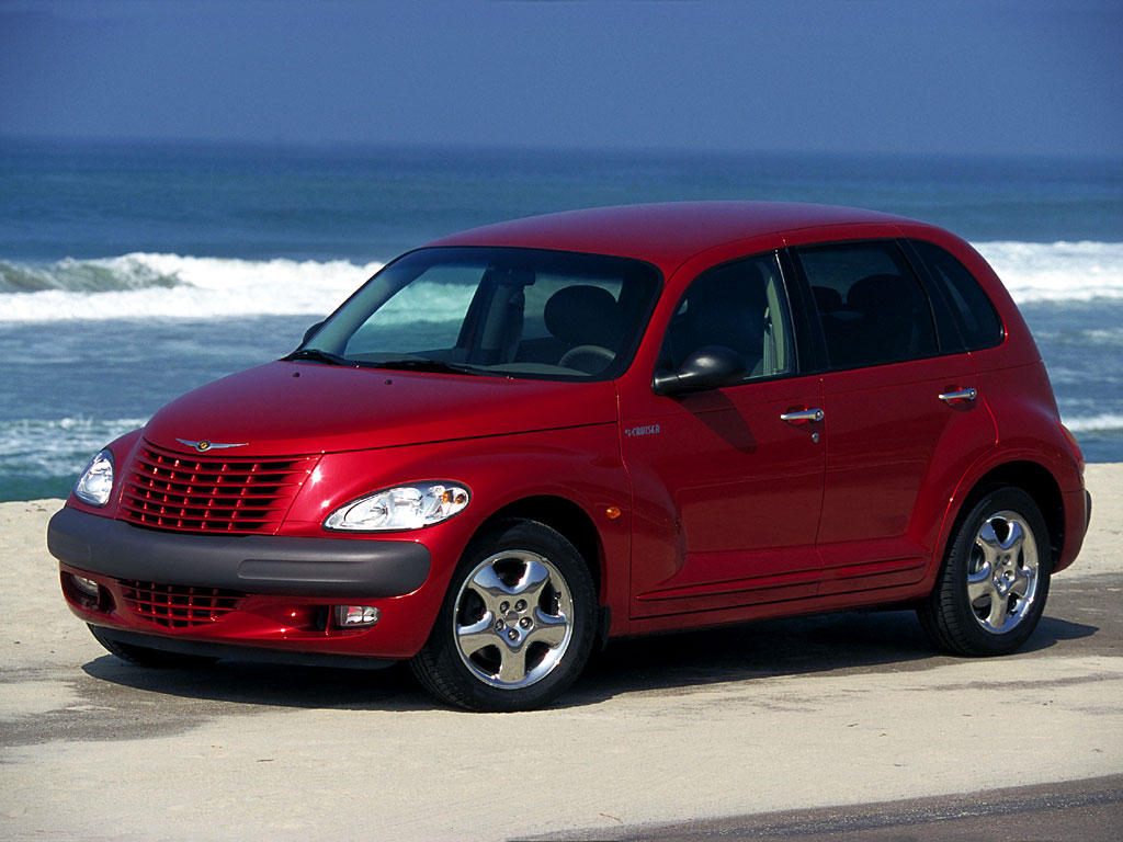 Chrysler PT-Cruiser  2.4 i 16V Turbo 220 KM Suv
