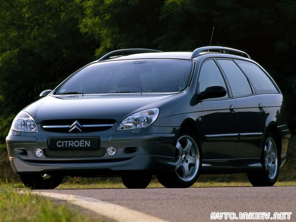 Citroen C5  2.0 16V 136 KM Suv