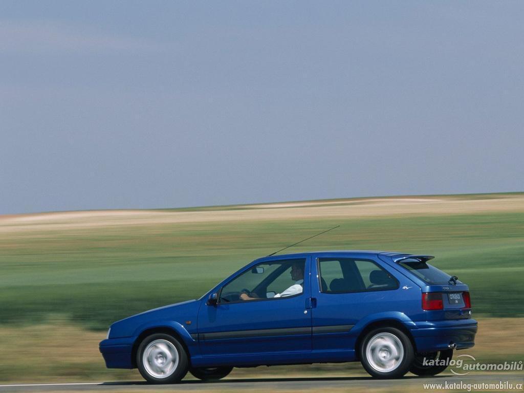 Citroen ZX  2.0 i 16V 150 KM Hatchback