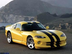 Dodge Viper  8.3 i V10 20V SRT 10 517 KM Cabrio