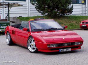 Ferrari Mondial  3.4 i V8 32V 300 KM Cabrio