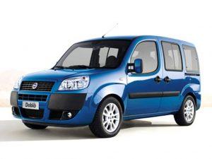 Fiat Doblo  1.2 8V 65 KM 5  Hatchback