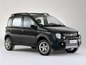 Fiat Panda  1.2 MPI 60 KM Hatchback