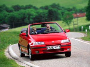 Fiat Punto  1.2 i S 59 KM Cabrio