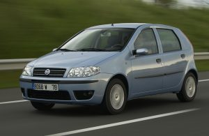 Fiat Punto  1.9 D 3 dr 60 KM Hatchback