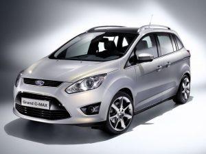 Ford C-MAX  1.6 EcoBoost (182Hp) Minivan