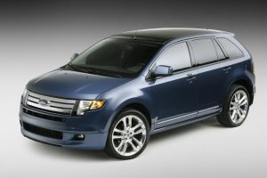 Ford Edge-  3.5 V6 265KM AWD Minivan
