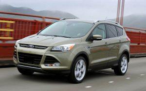 Ford Escape  2.0 AT (240 KM) 4WD SUV