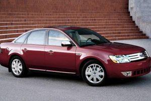 Ford Five-Hundred  3.0 i V6 24V 203 KM Sedan