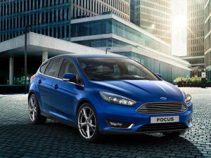 Ford Focus  1.5d MT (120 HP) Hatchback