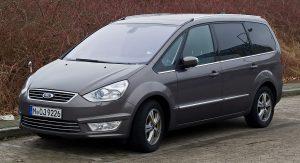 Ford Galaxy  2.0d AT (140 KM) Minivan
