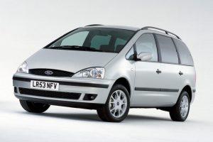 Ford Galaxy  2.3 16V 146 KM Minivan