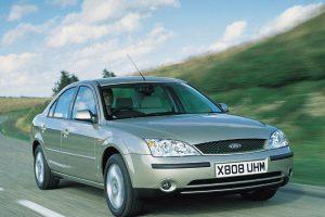 Ford Mondeo  1.8 16V 130 KM Hatchback