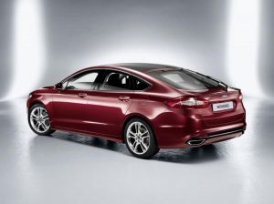 Ford Mondeo  ECOnetic 1.6d MT (115 HP) Hatchback