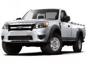 Ford Ranger  2.5 MT (166 HP) 4WD Pickup