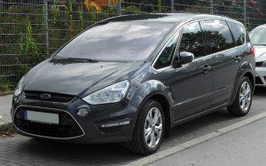 Ford S-MAX  2.2d MT (200 KM) Minivan