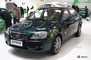 Hafei Saibao  2.0i 126 KM Sedan