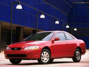 Honda Accord  2.0 i 16V 147 KM Suv