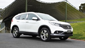 Honda CR-V  2.2d AT (150 KM) 4WD SUV