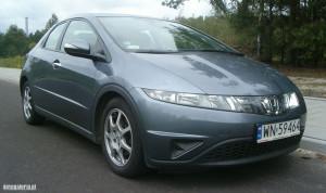 Honda Civic  1.8 i 16V 140 KM AT Hatchback