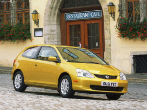 Honda Civic  1.7 CTDI 100 KM Hatchback
