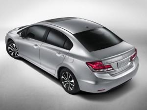 Honda Civic  1.8 AT (142 HP) Sedan