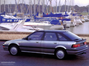 Honda Concerto  1.6 16V 112 KM Hatchback