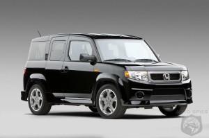 Honda Element  2.4 4WD 166 KM SUV