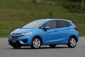 Honda FIT  1.3i (88Hp) Hatchback