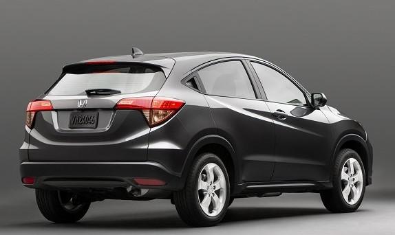 Honda HR-V  1.5 MT (130 HP) - dane techniczne, wymiary, spalanie i opinie