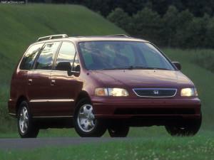 Honda Odyssey  2.2i 150 KM Minivan