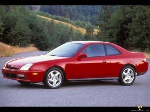 Honda Prelude  2.2 i 16V 200 KM Coupe