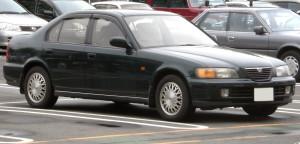 Honda Rafaga  2.5 i 180 KM Sedan