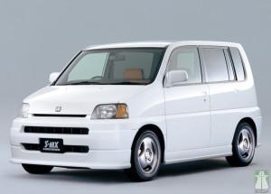 Honda Sm-x  2.0 i 16V 140 KM Minivan