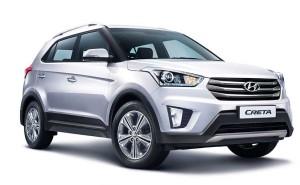 Hyundai Creta  1.6 MT (123 HP) SUV