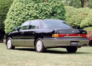 Hyundai Dynasty  3.0 i V6 24V 205 KM Sedan