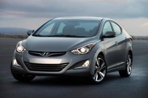 Hyundai Elantra  1.6 i 16V CWT Sedan