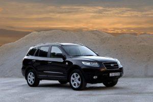 Hyundai Santa-FE  2.4 i 16V 4WD 150 KM SUV