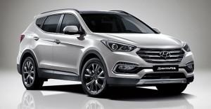 Hyundai Santa-FE  2.0d MT (150 HP) 4WD SUV