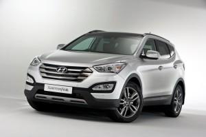 Hyundai Santa-FE  2.2 D (197 Hp) Coupe