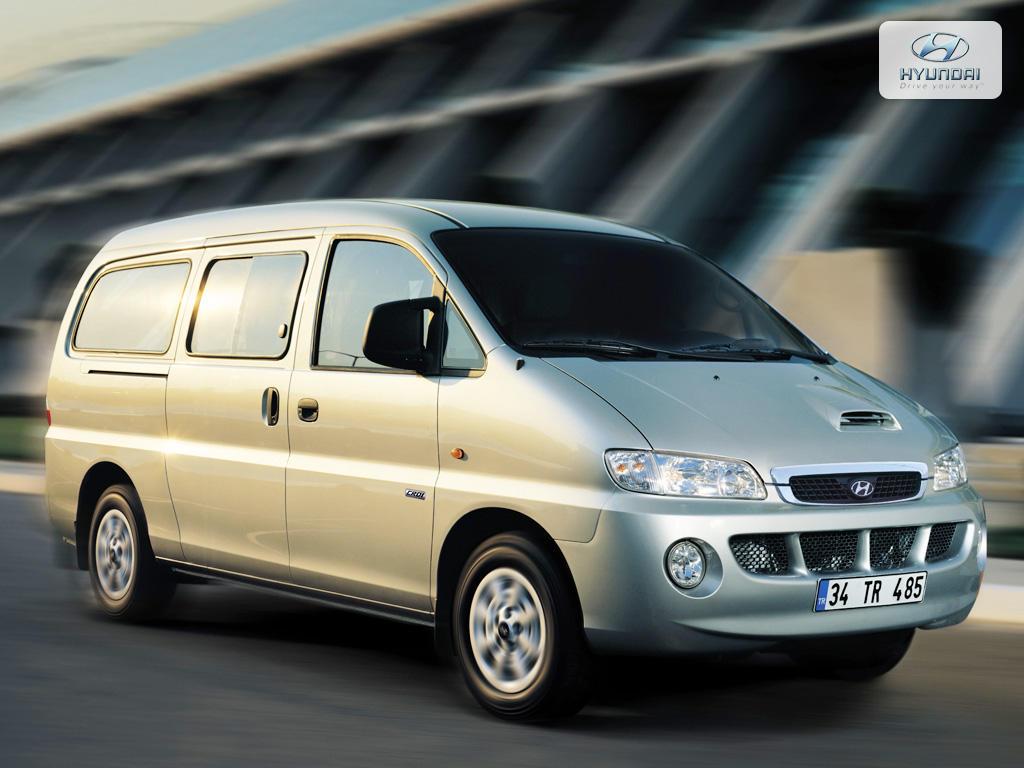 Hyundai Starex  2.4 i 16V 4WD SWB 135 KM - dane techniczne, wymiary, spalanie i opinie