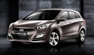 Hyundai i30  1.6 122 H.p. Automatik Hatchback
