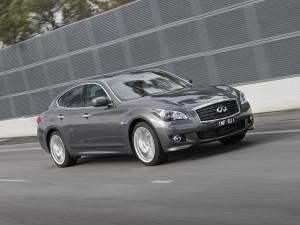 Infiniti M35  3.5 i V6 24V AWD 307 KM Sedan