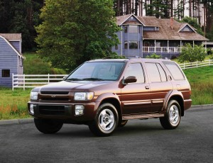 Infiniti QX4  3.5 i V6 24V AWD 243 KM SUV