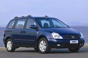 Kia Carnival  2.9 CRDi 185KM Minivan