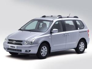 Kia Carnival  2.9 TD 135 KM Minivan